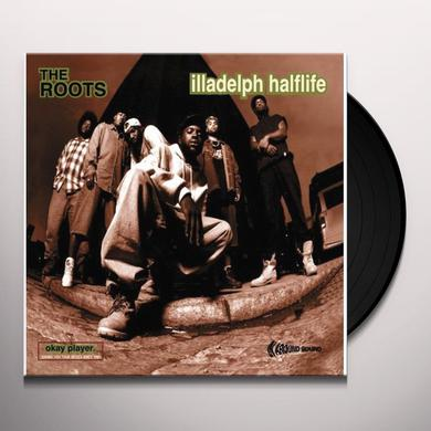 The Roots ILLADELPH HALFLIFE Vinyl Record
