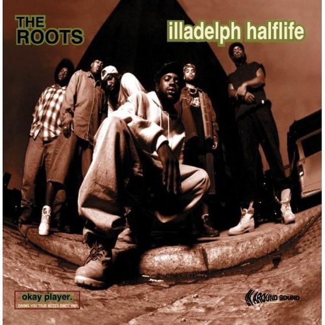 Roots ILLADELPH HALFLIFE Vinyl Record