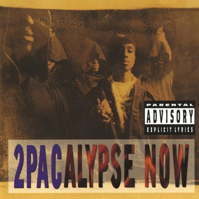 2PACALYPSE NOW Vinyl Record