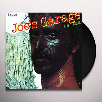 Frank Zappa JOE'S GARAGE Vinyl Record