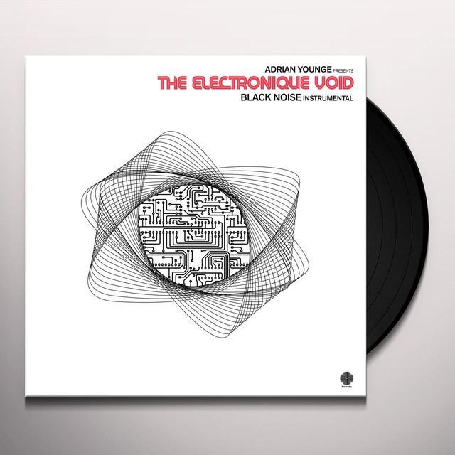 ADRIAN YOUNGE PRESENTS ELECTRONIQUE VOID: BLACK NOISE INSTRUMENTALS Vinyl Record