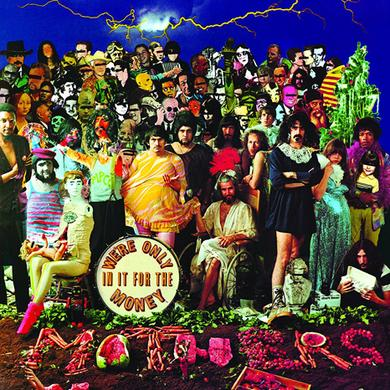 Frank Zappa WE'RE ONLY IN IT FOR THE MONEY Vinyl Record