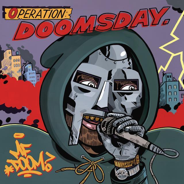 Mf Doom OPERATION: DOOMSDAY Vinyl Record