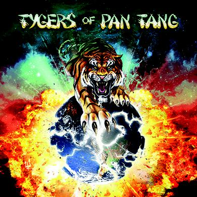 TYGERS OF PAN TANG Vinyl Record