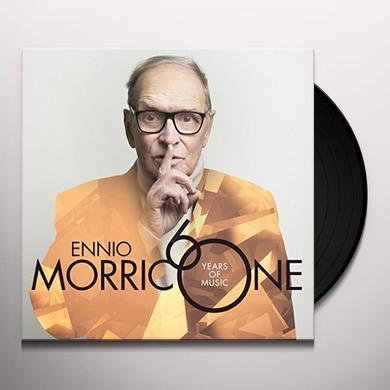 Ennio Morricone MORRICONE 60 Vinyl Record