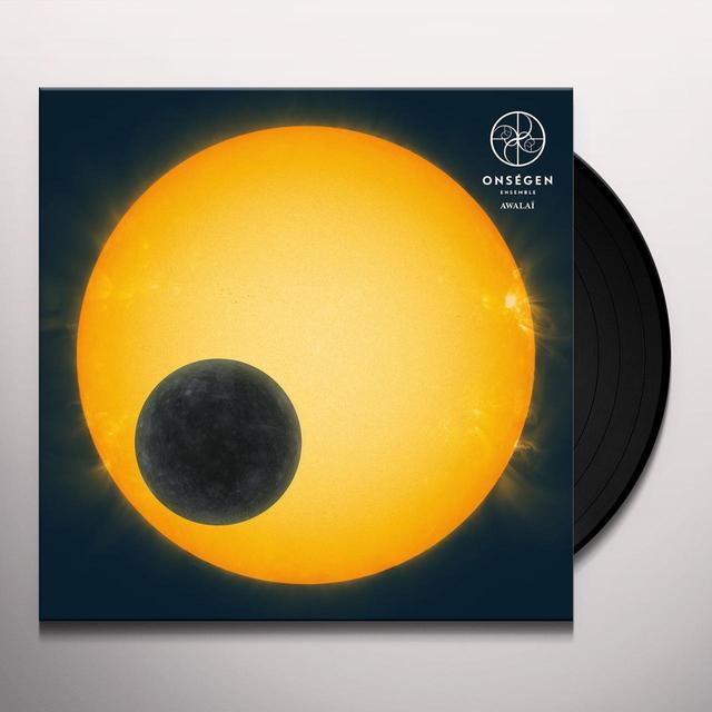 ONSEGEN ENSEMBLE AWALAI Vinyl Record
