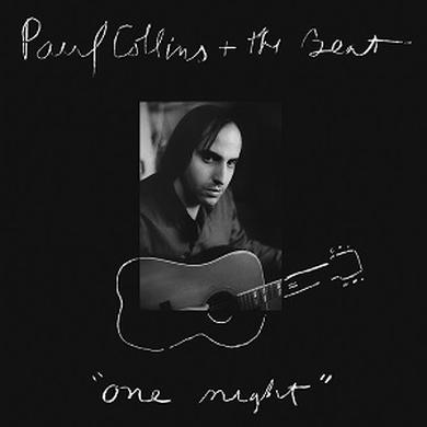 Paul Collins' Beat ONE NIGHT Vinyl Record