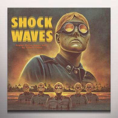 Richard Einhorn SHOCK WAVES / O.S.T. Vinyl Record - Colored Vinyl, Gatefold Sleeve, Green Vinyl, Deluxe Edition