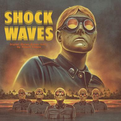 Richard Einhorn SHOCK WAVES / O.S.T. Vinyl Record