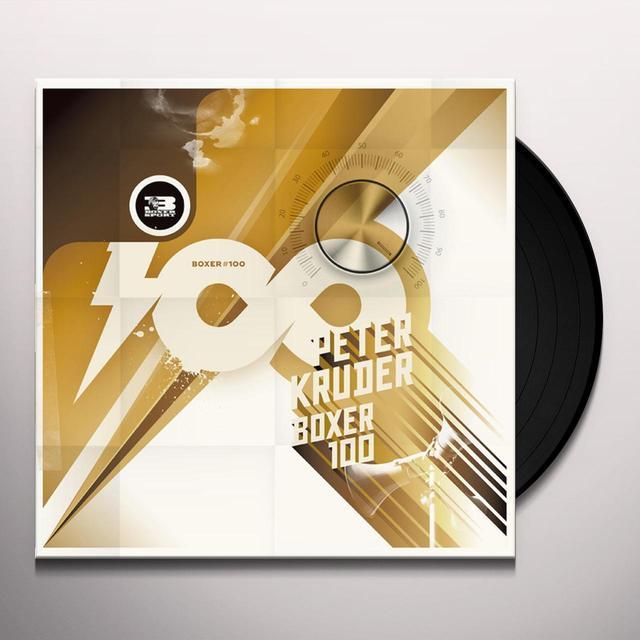 Peter Kruder BOXER 100 Vinyl Record
