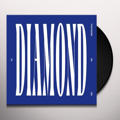 Dj Diamond FOOTWORK OR DIE Vinyl Record