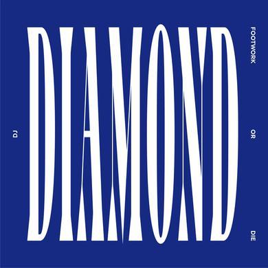 Dj Diamond FOOTWORK OR DIE Vinyl Record