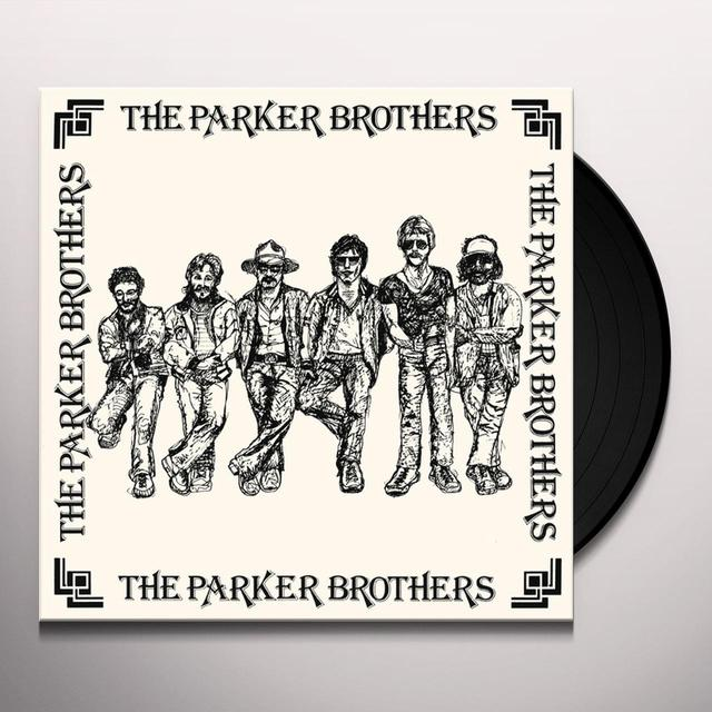 PARKER BROTHERS Vinyl Record