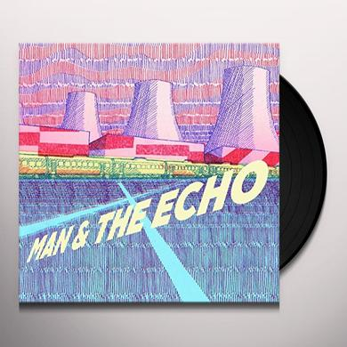 MAN & THE ECHO Vinyl Record - 180 Gram Pressing, Digital Download Included