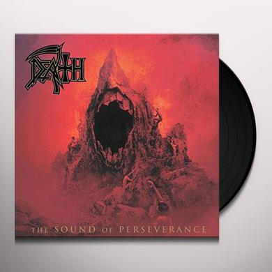 Death SOUND OF PERSEVERANCE Vinyl Record