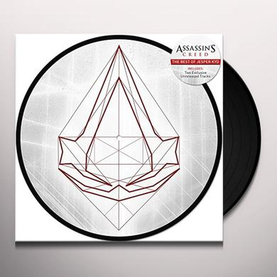 JESPER KYD (PICT) ASSASSINS CREED: THE BEST OF JESPER KYD Vinyl Record