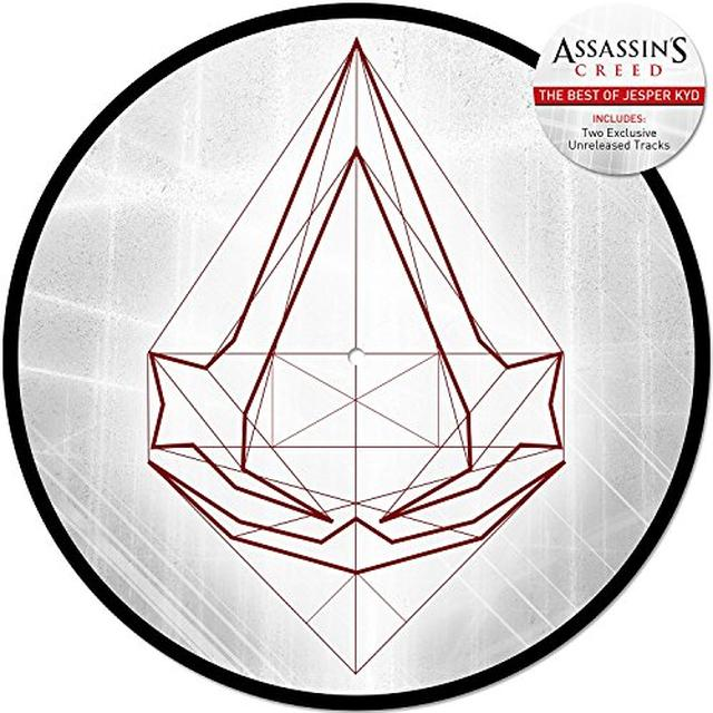 JESPER KYD (PICT) ASSASSINS CREED: THE BEST OF JESPER KYD Vinyl Record - Picture Disc