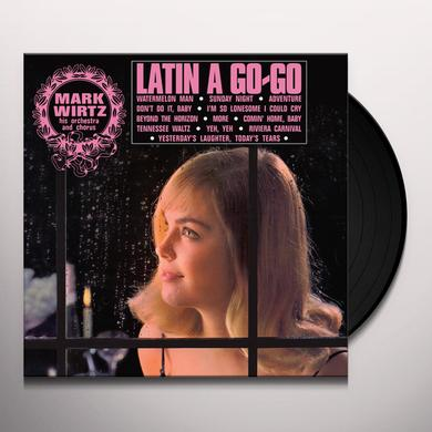 Mark Wirtz LATIN A GO-GO Vinyl Record