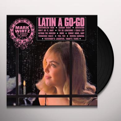 Mark Wirtz LATIN A GO-GO Vinyl Record