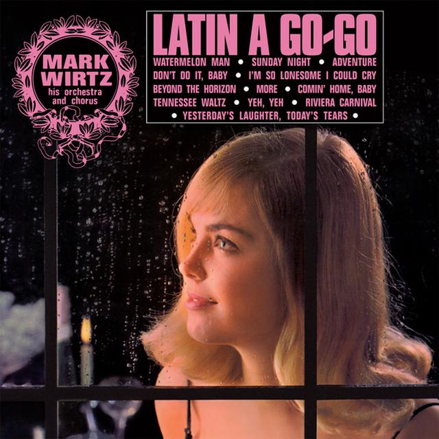 WIRTZ,MARK LATIN A GO-GO Vinyl Record