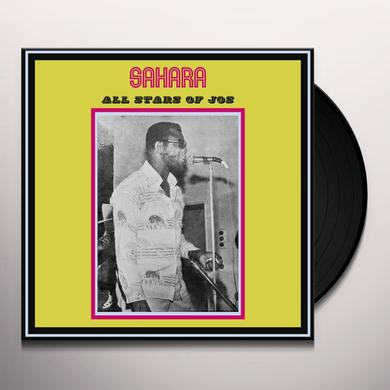 SAHARA ALL STAR BAND JOS SAHARA ALL STARS OF JOS Vinyl Record