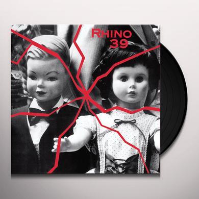 RHINO 39 Vinyl Record