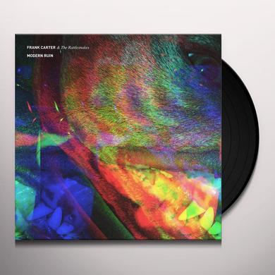 Frank Carter & Rattlesnakes MODERN RUIN Vinyl Record