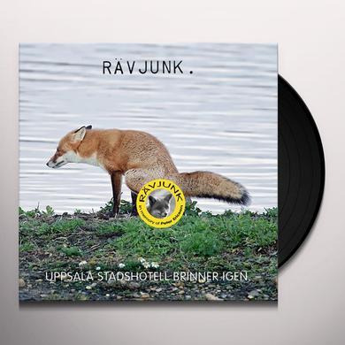 RAVJUNK UPPSALA STADSHOTELL BRINNER IGEN. Vinyl Record