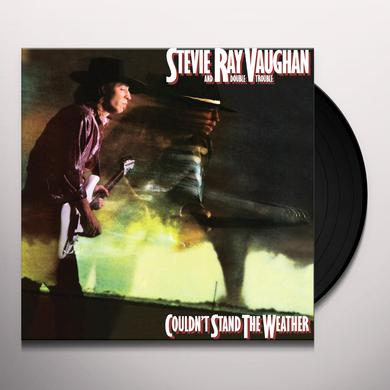 Stevie Ray Vaughan COULDN'T STAND THE WEATHER Vinyl Record - 200 Gram Edition
