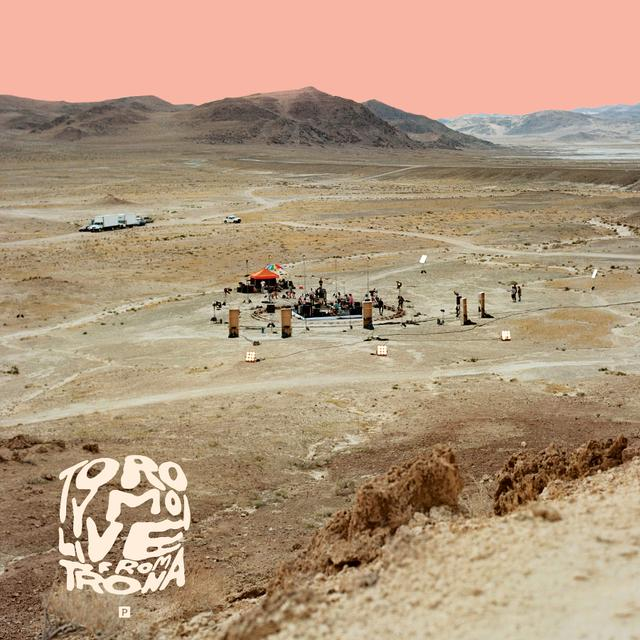 Toro Y Moi LIVE FROM TRONA Vinyl Record - Digital Download Included