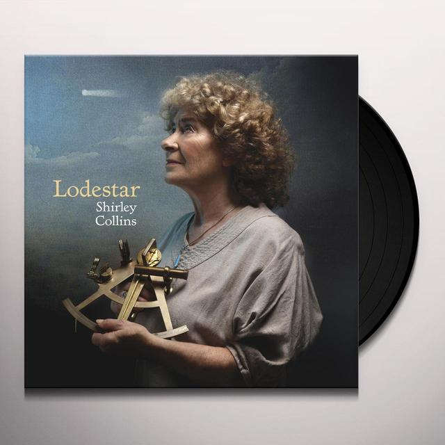 Shirley Collins LODESTAR Vinyl Record - 180 Gram Pressing