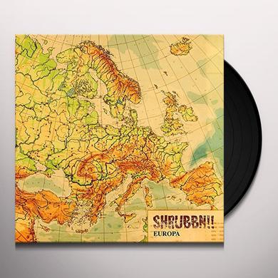Shrubbn EUROPA Vinyl Record