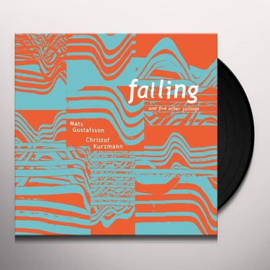Christof Kurzmann FALLING & FIVE OTHER FAILINGS Vinyl Record