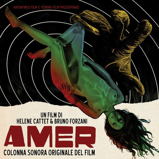 AMER (COLONA SONORA ORIGINALE DEL FILM) / O.S.T. Vinyl Record