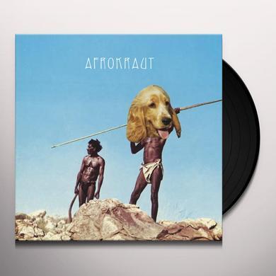 David Nesselhauf AFROKRAUT Vinyl Record