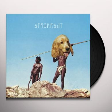 NESSELHAUF,DAVID AFROKRAUT Vinyl Record