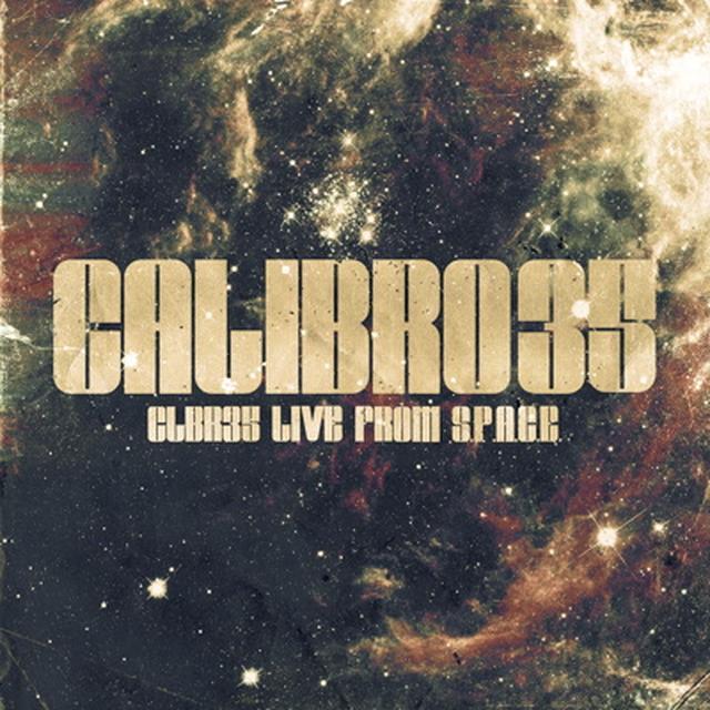 Calibro 35 CLBR35 LIVE FROM S.P.A.C.E. Vinyl Record
