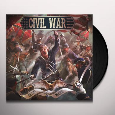 Civil War LAST FULL MEASURE Vinyl Record