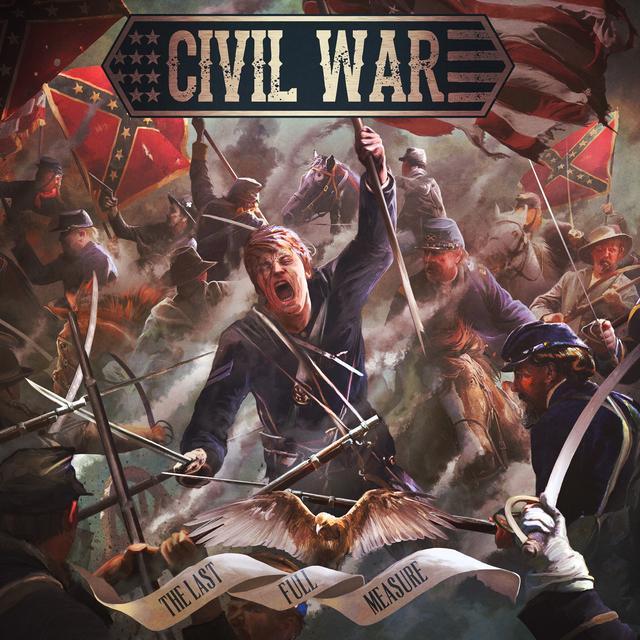 Civil War LAST FULL MEASURE Vinyl Record