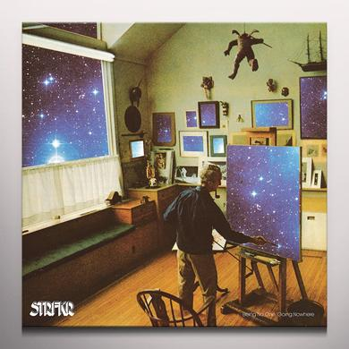 Strfkr BEING NO ONE, GOING NOWHERE  (LTBL) Vinyl Record - Colored Vinyl, Digital Download Included