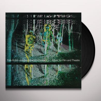 Felix Und Das Mineralorchester Kubin II: MUSIC FOR FILM & THEATRE Vinyl Record