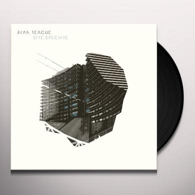 Ryan Teague SITE SPECIFIC Vinyl Record