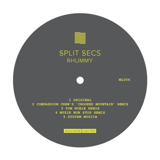 Split Secs RHUMMY Vinyl Record