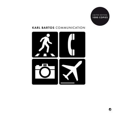 Karl Bartos COMMUNICATION Vinyl Record