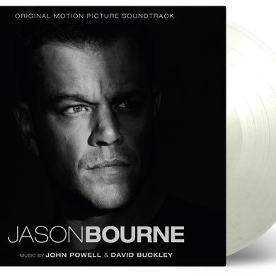John Powell / David Buckley JASON BOURNE / O.S.T. Vinyl Record