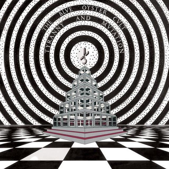 Blue Oyster Cult TYRANNY & MUTATION Vinyl Record - 180 Gram Pressing