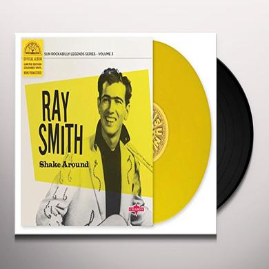 Ray Smith SHAKE AROUND Vinyl Record