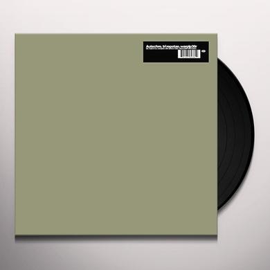 Autechre TRI REPETAE Vinyl Record - Digital Download Included
