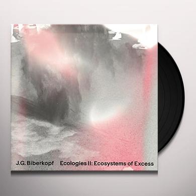 J.G. Biberkopf ECOLOGIES II: ECOSYSTEMS OF EXCESS Vinyl Record