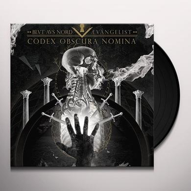 BLUT AUS NORD / AEVANGELIST CODEX OBSCURA NOMINA Vinyl Record - Gatefold Sleeve, Digital Download Included